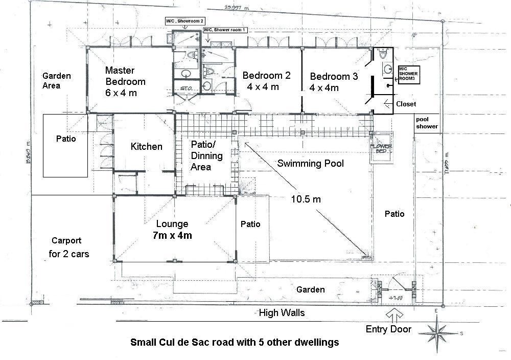 10 Room House Plans
